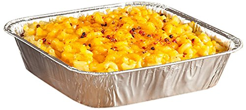 Nicole Home Collection 00620 Square Cake Pan, 8'' (Pack of 500)