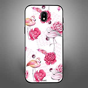 Samsung Galaxy J4 Rose and Swan