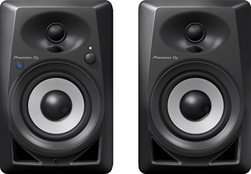 Review Of Pioneer DJ Studio Monitor, Black (DM40BT)