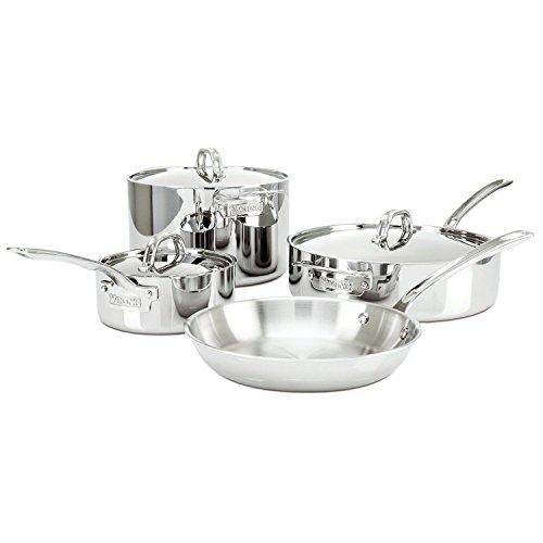 Viking 3-Ply 7-Piece Cookware Set, Mirror