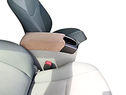 Toyota Prius 2012-2016 Car Auto Center Console Armrest Cover Protects from  dirt and damage Renews old damaged consoles  CUSTOM FIT - Tan