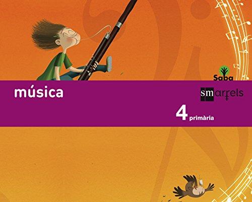 Descargar Libro Música. 4 Primària. Saba Ángel Müller Gómez