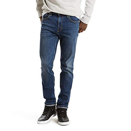 Levi's Men's 502 Regular Taper Jean, Panda-Stretch, 38 30