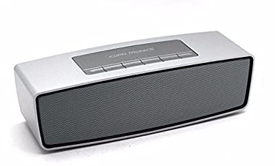 KOPR Hi Definition Acoustic Bluetooth Speaker 3.0 Portable Wireless HandsFree Streaming Sound System