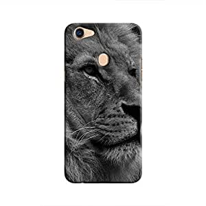 Cover It Up - The Lion BW F5 Hard case
