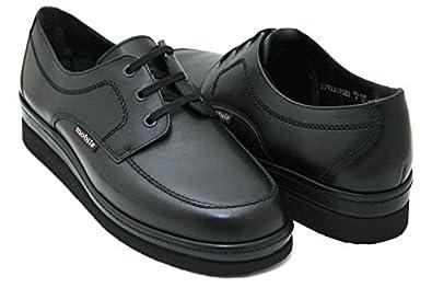 Mephisto - Zapatos de cordones de Piel para hombre negro negro 15 negro Size: 43 yKH7z5gSc