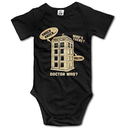 Black Doctor Sleveless Romper Jumpsuit