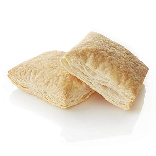 Pillsbury Best Frozen Puff Pastry Dough Squares 5'' x 5'' 2 oz, 120 -