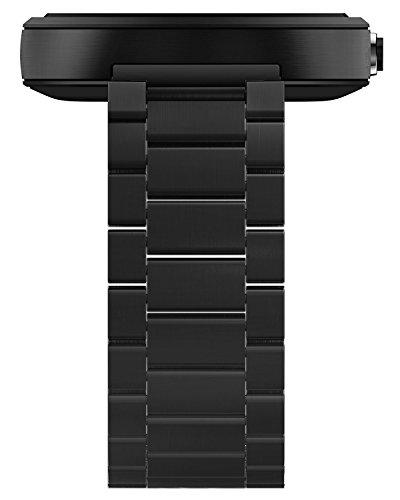Motorola Moto 360 Smartwatch w/ 23mm Metal Band - Black (Certified Refurbished) by Motorola (Image #3)
