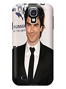 Fashionable TPU New Style Patterned Phone Case/cover for Samsung Galaxy s4 by runtopwell