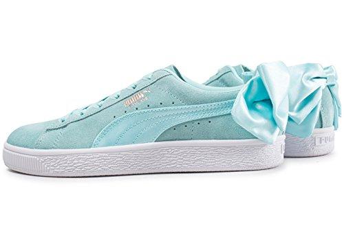 Puma Damen Suède Boog Wns Sneaker Blau (paradijselijke Eiland-paradijselijke Eiland)