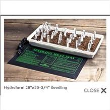 Hydrofarm 20 Inch x20 Inch Seedling Heat Mat 45watts