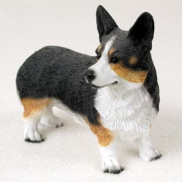 Conversation Concepts Welsh Corgi Cardigan Standard Figurine Set of 6