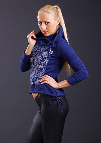 WeaModa - Jerséi - para mujer Azul