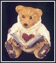 Wilson with Love Sonnets Boyd Bearstone Bears