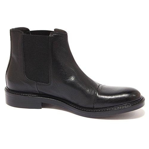 scarpa Nero vintage 0605S men 100 beatles shoe uomo HUNDRED nero wCTYwq