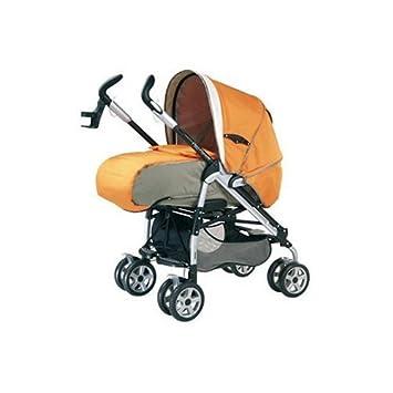 Amazon.com: Peg Perego Pliko Pramette – soleo – : Baby