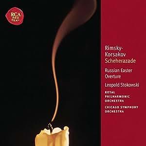 Rimsky-Korsakov: Scheherazade; Russiam Easter Overture