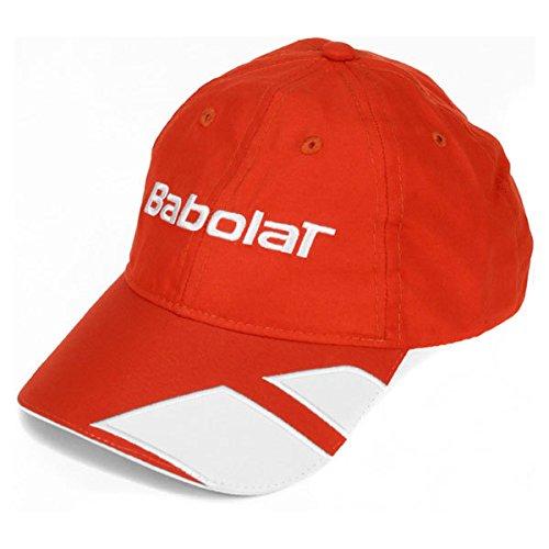 Hat Babolat (Babolat-Terre Battue Microfiber Tennis Cap Orang-(3324921220529))