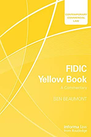 fidic yellow book 1999 free download