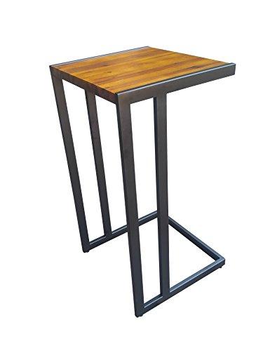 Design 59 Inc Acacia Hardwood C Table End Table Laptop