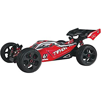 ARRMA AR106001 Typhon 6S BLX 1/8 4WD Speed Buggy RTR Red Speed Buggy