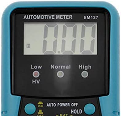 Sbeautli Car Maintenance Multimeter EM 127 Car Maintenance Dedicated Digital Multimeter Wire Signal Lamp Portable Professional Oscilloscope Kit