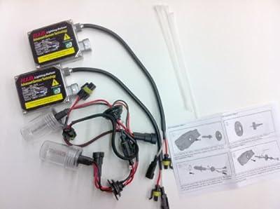 HID Conversion Kit H4-2 6000K High Intensity Xenon Lighting System