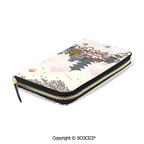SCOCICI Women PU Leather...