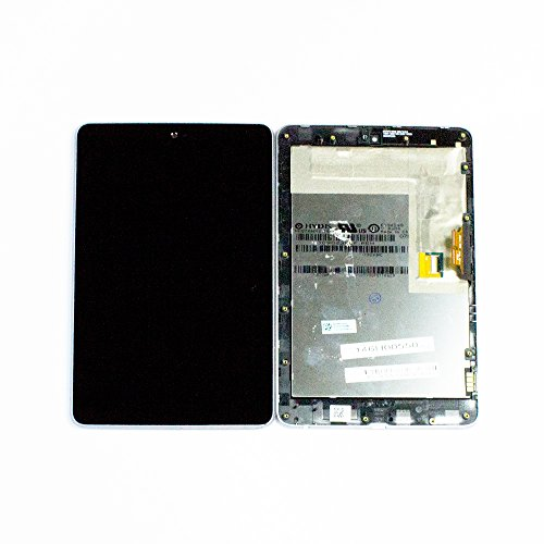 LCD Display Touch Screen Digitizer Frame Assembly for Asus Google Nexus 7 3g Me370tg