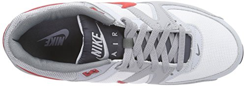 Nike Air Max Command - Zapatillas para hombre Blanco (White/University Red/Pure Platinum/Cool Grey)