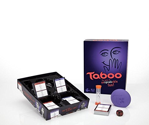 Taboo Board Game-Home Solitaire Casual Party Game Card for sale  Delivered anywhere in Canada