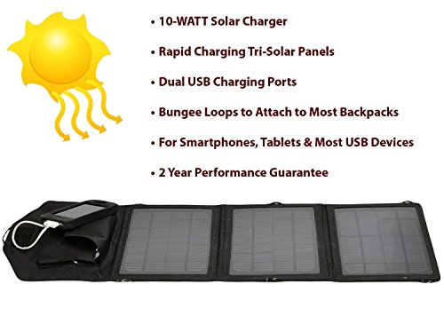 2 Amp Solar Charger - 8