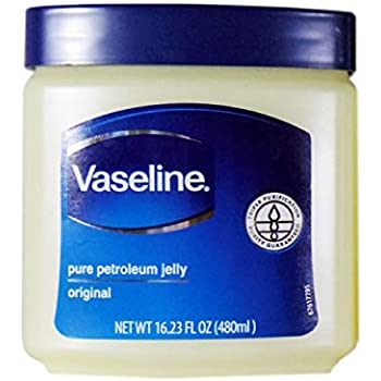 Vaseline Pure Petroleum Jelly, Original 16.23 Oz