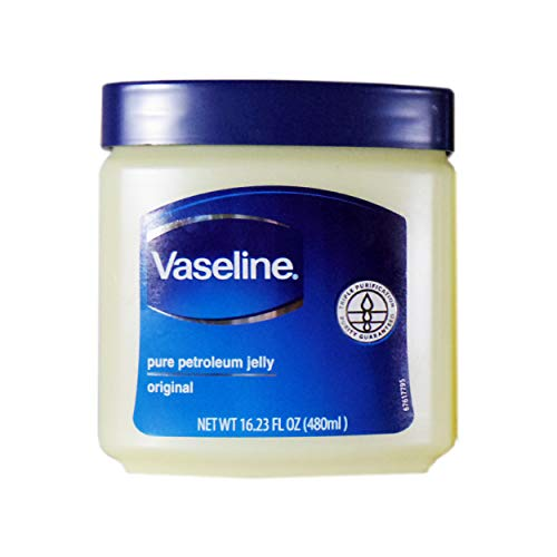Vaseline Pure Petroleum Jelly, Original 16.23 Oz