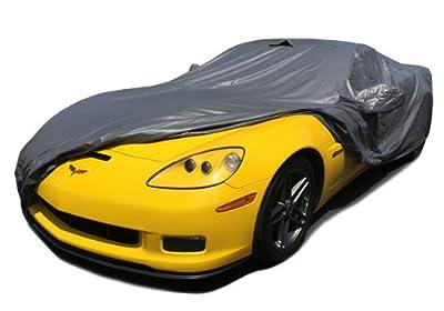 C6 2005-2013 Corvette Custom Car Cover Ironshield Leatherette All Weatherproof