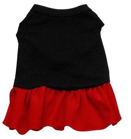 Plain Dress Black with Red Sm (10) Case Pack 12 Plain Dress Black with Red Sm...