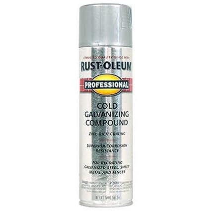 Rust-Oleum 7585838 Spray Paint, 20-Ounce, Cold