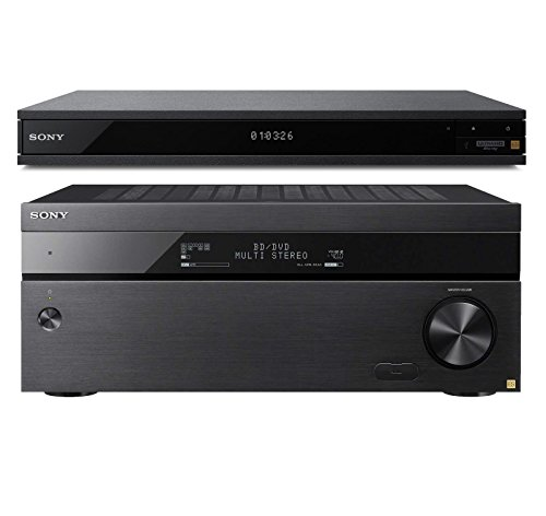 Sony STRZA2100ES 7.2 Channel 4K HDR AV Receiver with Sony...