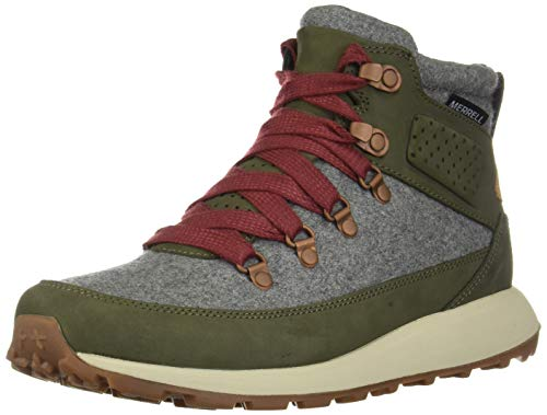 Merrell Men's Ashford Classic Chukka Hiking Boot