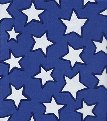 (Big Blue Stars Gift Tissue Paper-20 Large Sheets)