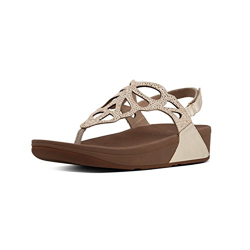 gold Oro Fitflop Crystal 010 Donna Tm Infradito Sandal Bumble 00n1rqY