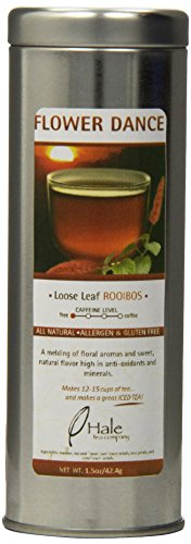 Hale Tea Rooibos, Flower Dance, 1.5-Ounce