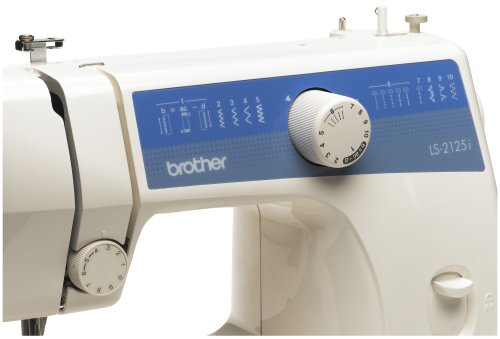 amazon com brother ls2125i easy to use everyday sewing machine rh amazon com Brother LS2125I Easy to Use How a Brother LS2125I Use It
