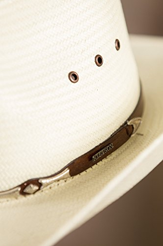 b02e83477ae11 Stetson Horizon Crushable Straw Hat