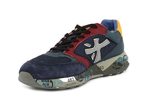 PREMIATA Zac Zac Sneaker Blu 3545 grArypPqw8