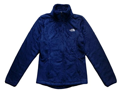 The North Face Women's Osito 2 Jacket (Cosmic Blue, Small)