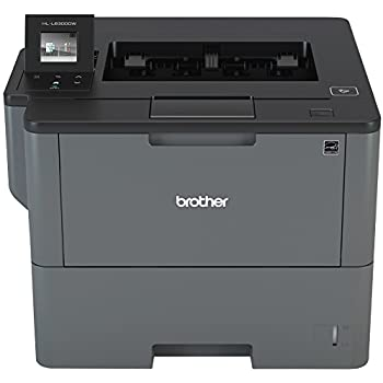 Amazon Com Brother Hll5200dwt Business Laser Printer With