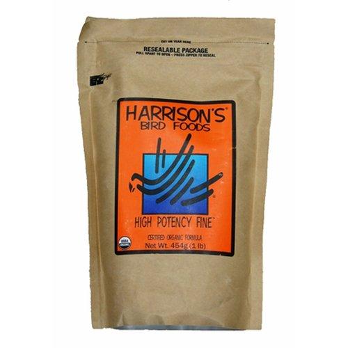 Harrisons High Potency Fine Bird Food – 5lbs, My Pet Supplies