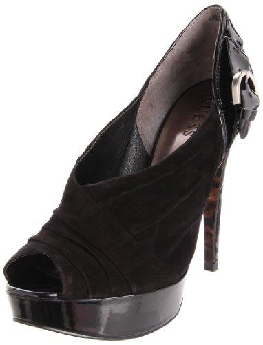 Guess Kailas Black Suede Shoes 9 M